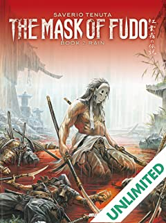 The Mask of Fudo Vol. 2