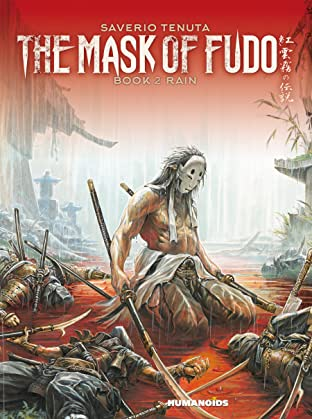 The Mask of Fudo Tome 2