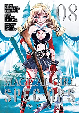 Magical Girl Spec-Ops Asuka Vol. 8