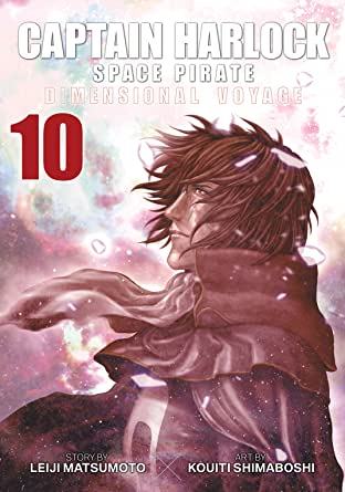 Captain Harlock Space Pirate: Dimensional Voyage Vol. 10