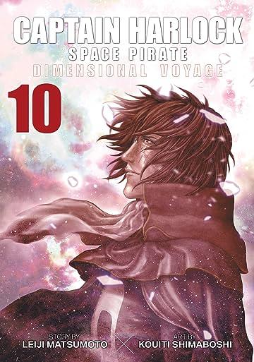 Captain Harlock Space Pirate: Dimensional Voyage Vol. 10