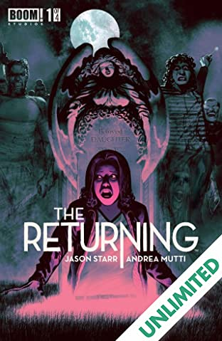 The Returning #1 (of 4)