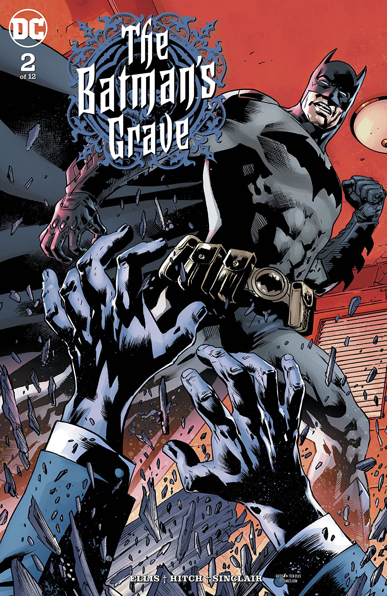 The Batman's Grave (2019-) No.2