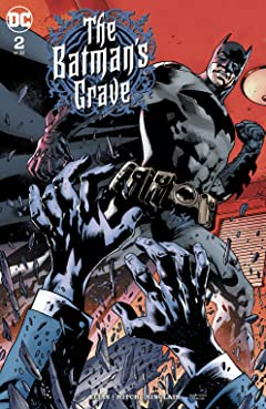 The Batman's Grave (2019-) #2