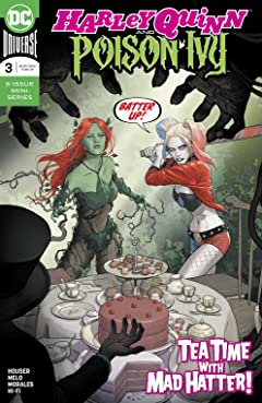 Harley Quinn & Poison Ivy (2019-) #3
