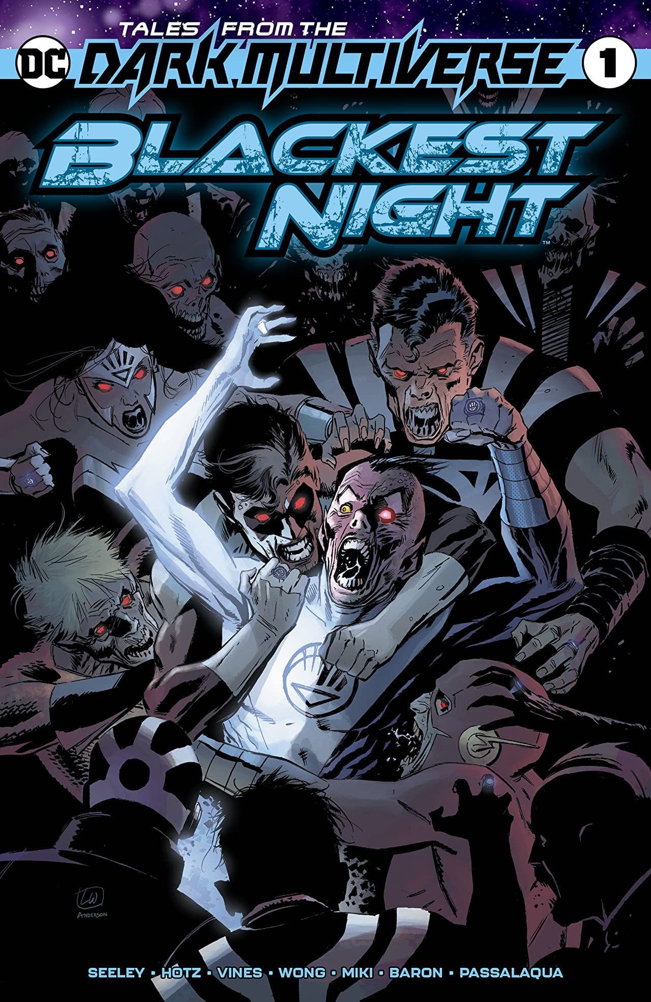 Tales from the Dark Multiverse: Blackest Night (2019) #1