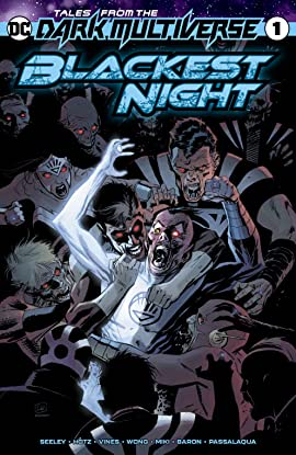 Tales from the Dark Multiverse: Blackest Night (2019) #1