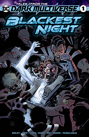 Tales from the Dark Multiverse: Blackest Night (2019) No.1