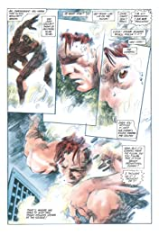 Nathaniel Dusk (1985-1986) #4
