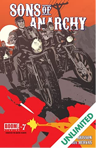 Sons of Anarchy #7