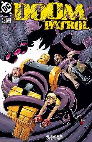 Doom Patrol (2001-2003) No.8