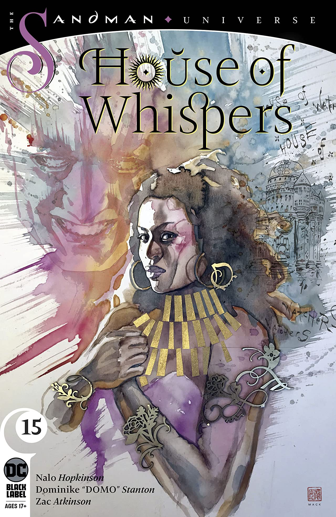 House of Whispers (2018-) No.15