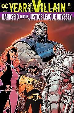 Justice League Odyssey (2018-) #15
