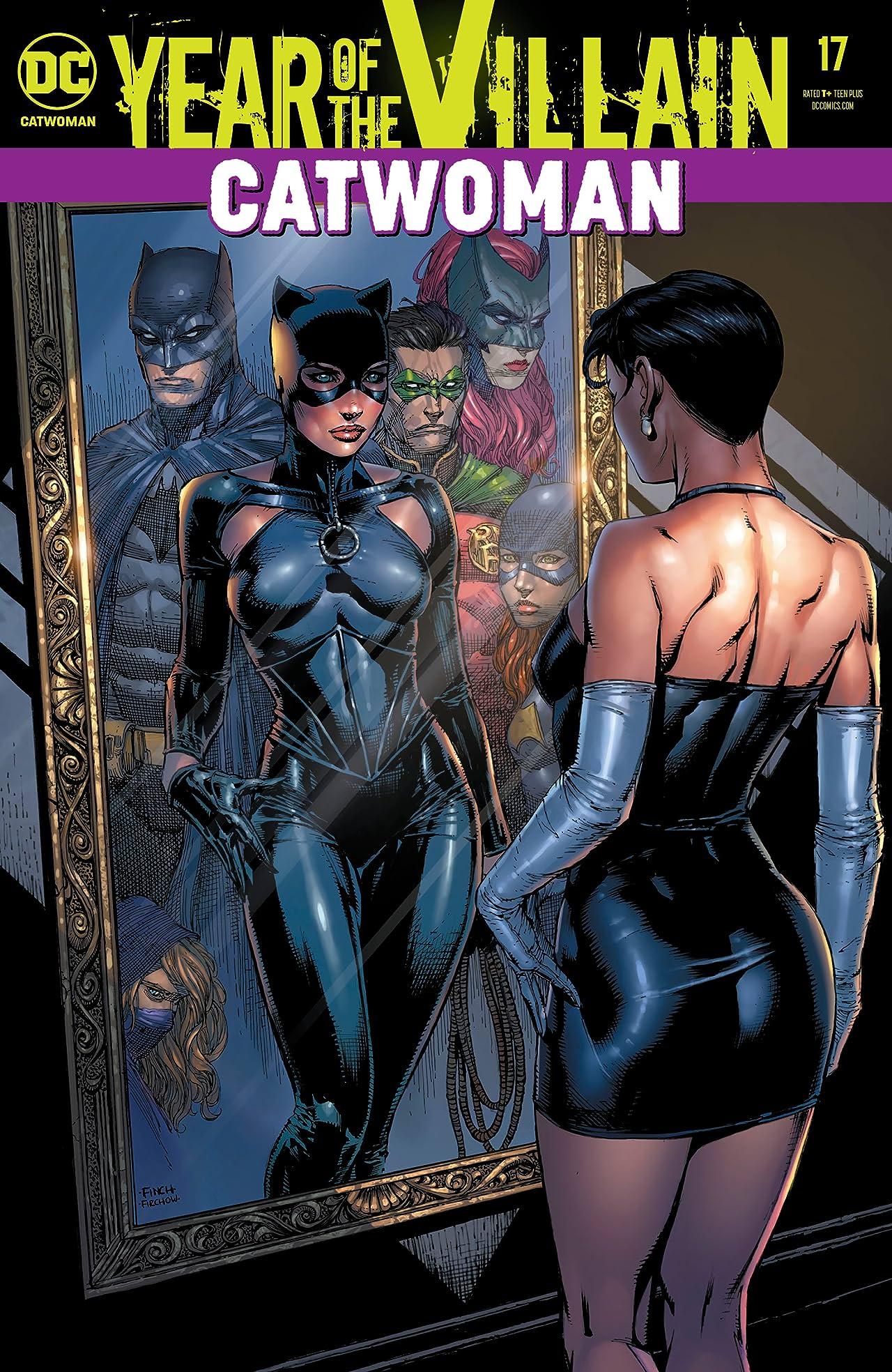 Catwoman (2018-) No.17