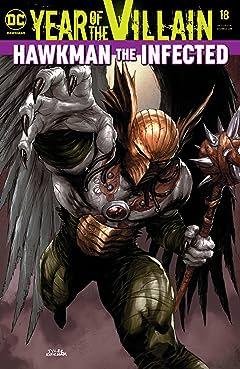 Hawkman (2018-) No.18