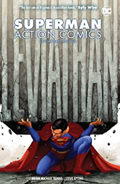 Superman - Action Comics (2016-) Vol. 2: Leviathan Rising