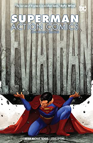 Superman - Action Comics (2016-) Tome 2: Leviathan Rising