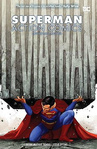 Superman - Action Comics (2016-) Vol. 2: Leviathan Rising