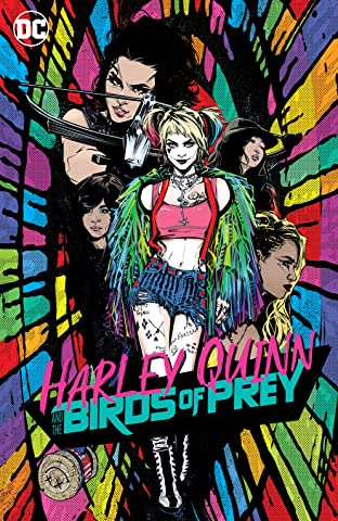 Harley Quinn & the Birds of Prey