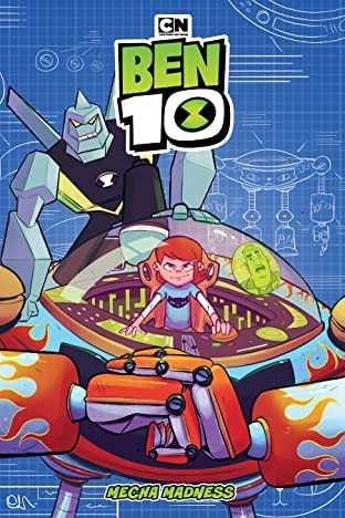 Ben 10: Mecha Madness Tome 3