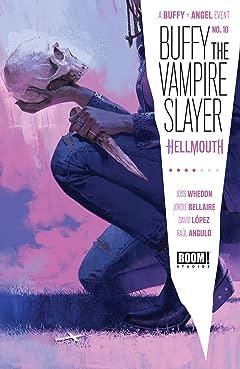 Buffy the Vampire Slayer No.10