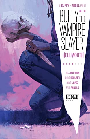 Buffy the Vampire Slayer #10