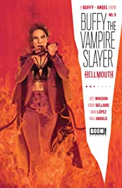 Buffy the Vampire Slayer #9