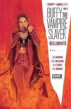 Buffy the Vampire Slayer #9