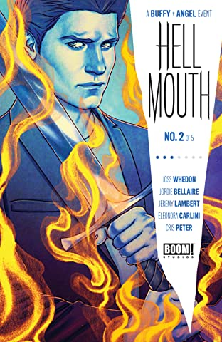 Buffy the Vampire Slayer/Angel: Hellmouth No.2