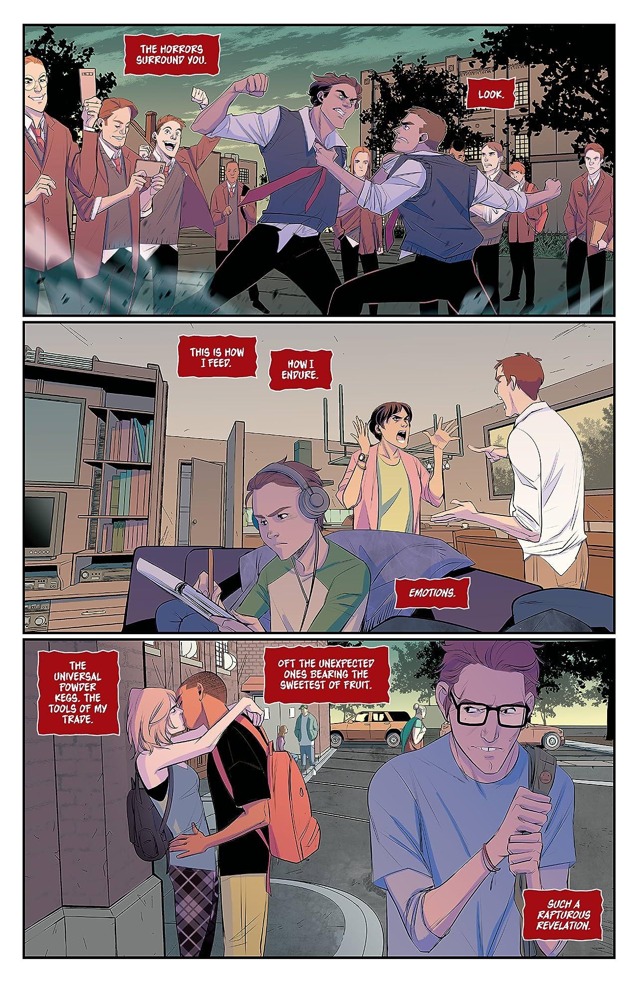 Buffy the Vampire Slayer/Angel: Hellmouth #2