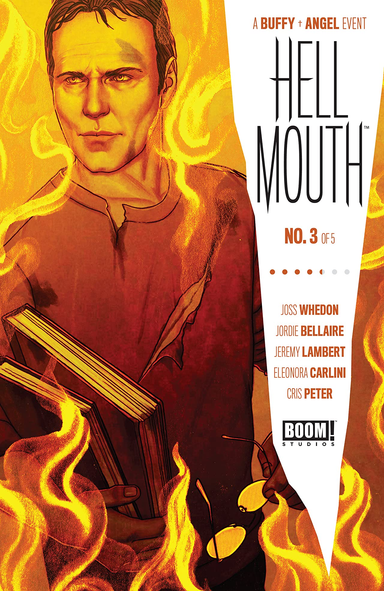 Buffy the Vampire Slayer/Angel: Hellmouth No.3