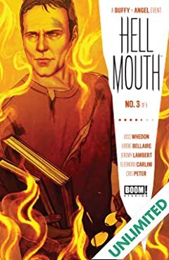 Buffy the Vampire Slayer/Angel: Hellmouth #3