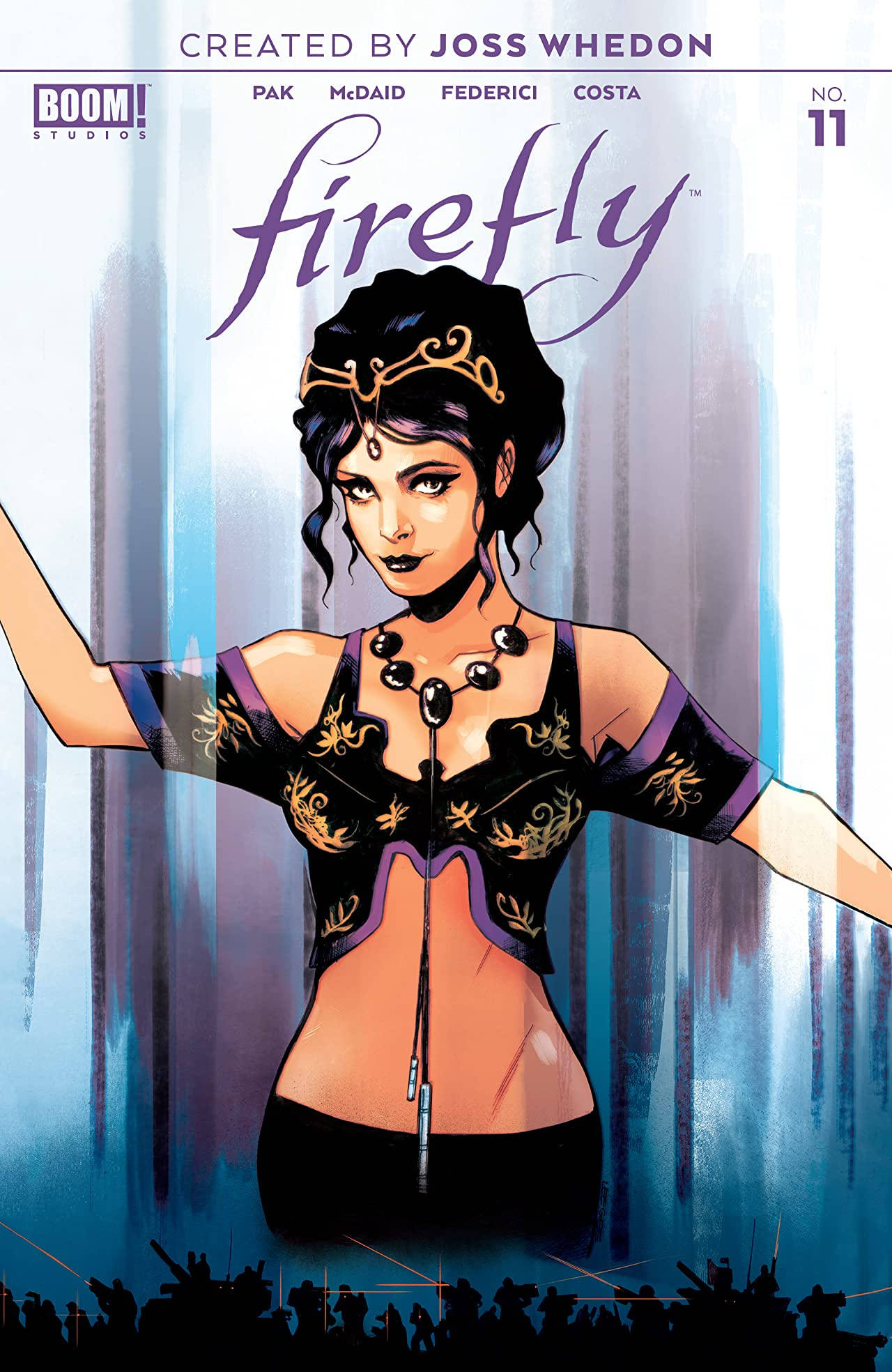Firefly No.11
