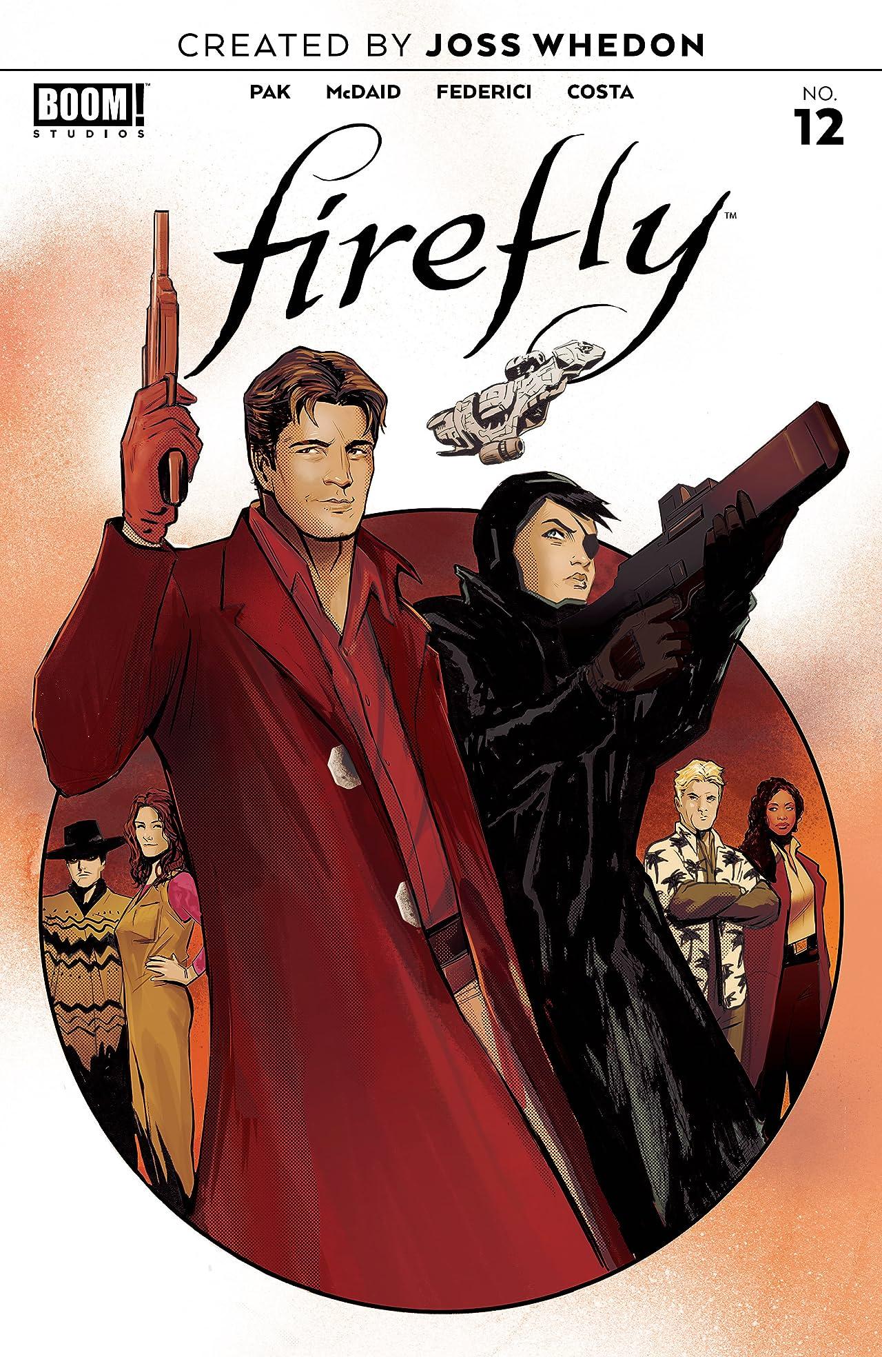 Firefly No.12