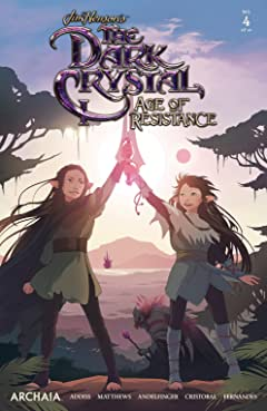 Jim Henson's The Dark Crystal: Age of Resistance No.4