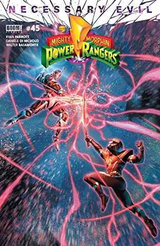 Mighty Morphin Power Rangers #45