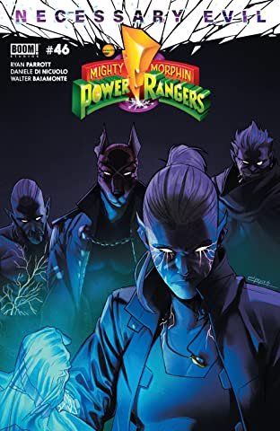 Mighty Morphin Power Rangers No.46