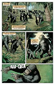 Planet of the Apes After the Fall Omnibus