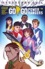 Saban's Go Go Power Rangers #26