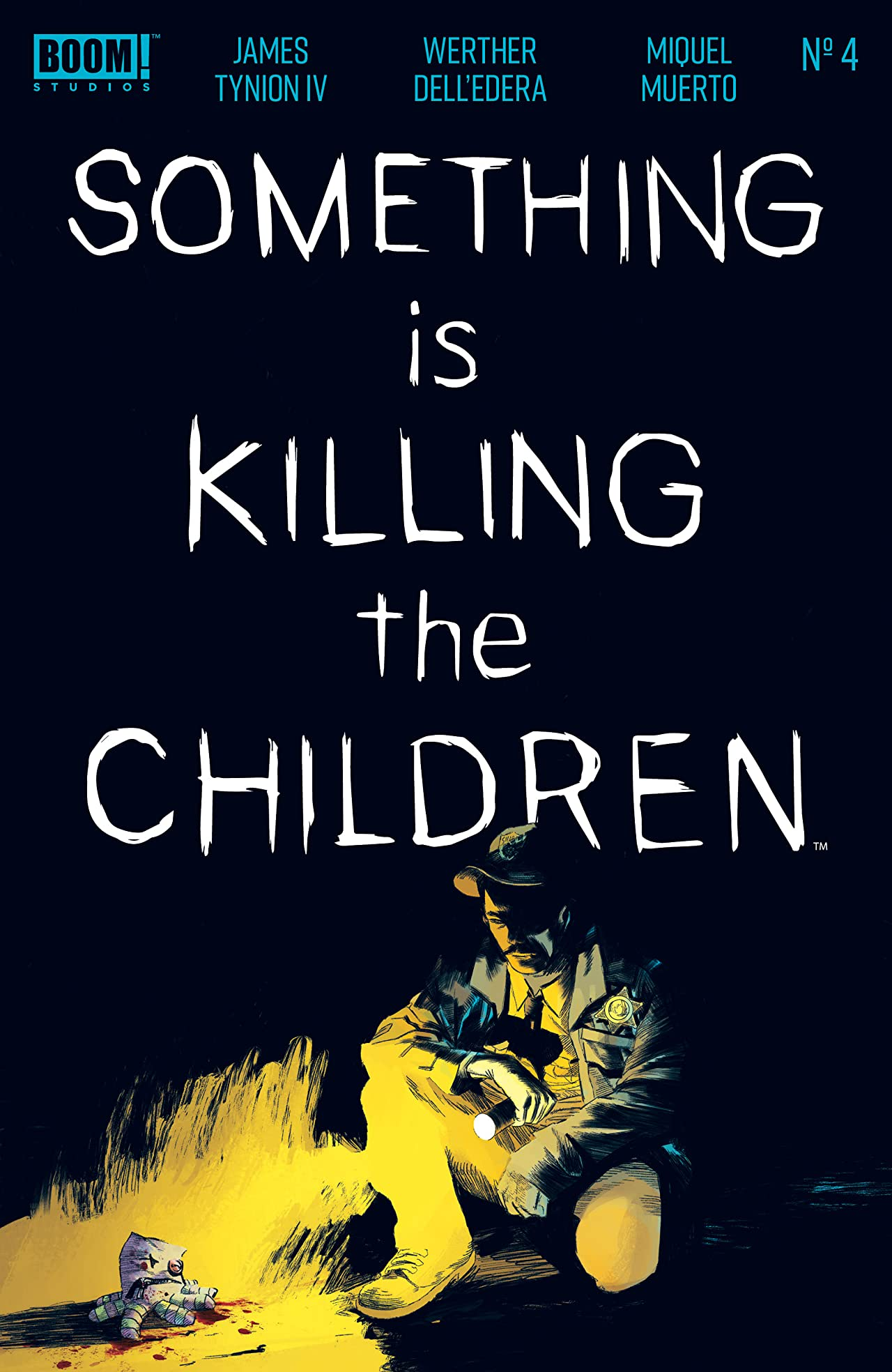 Something is Killing the Children No.4