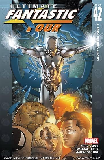Ultimate Fantastic Four #42