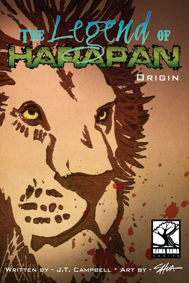 The Legend Of Harapan #1