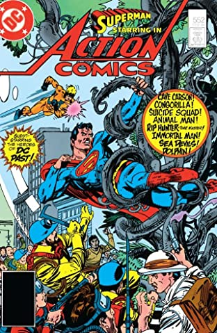 Action Comics (1938-2011) No.552