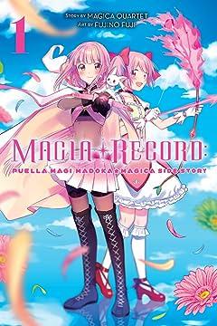 Magia Record: Puella Magi Madoka Magica Side Story Tome 1