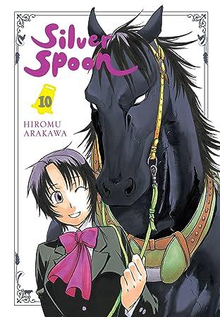 Silver Spoon Vol. 10