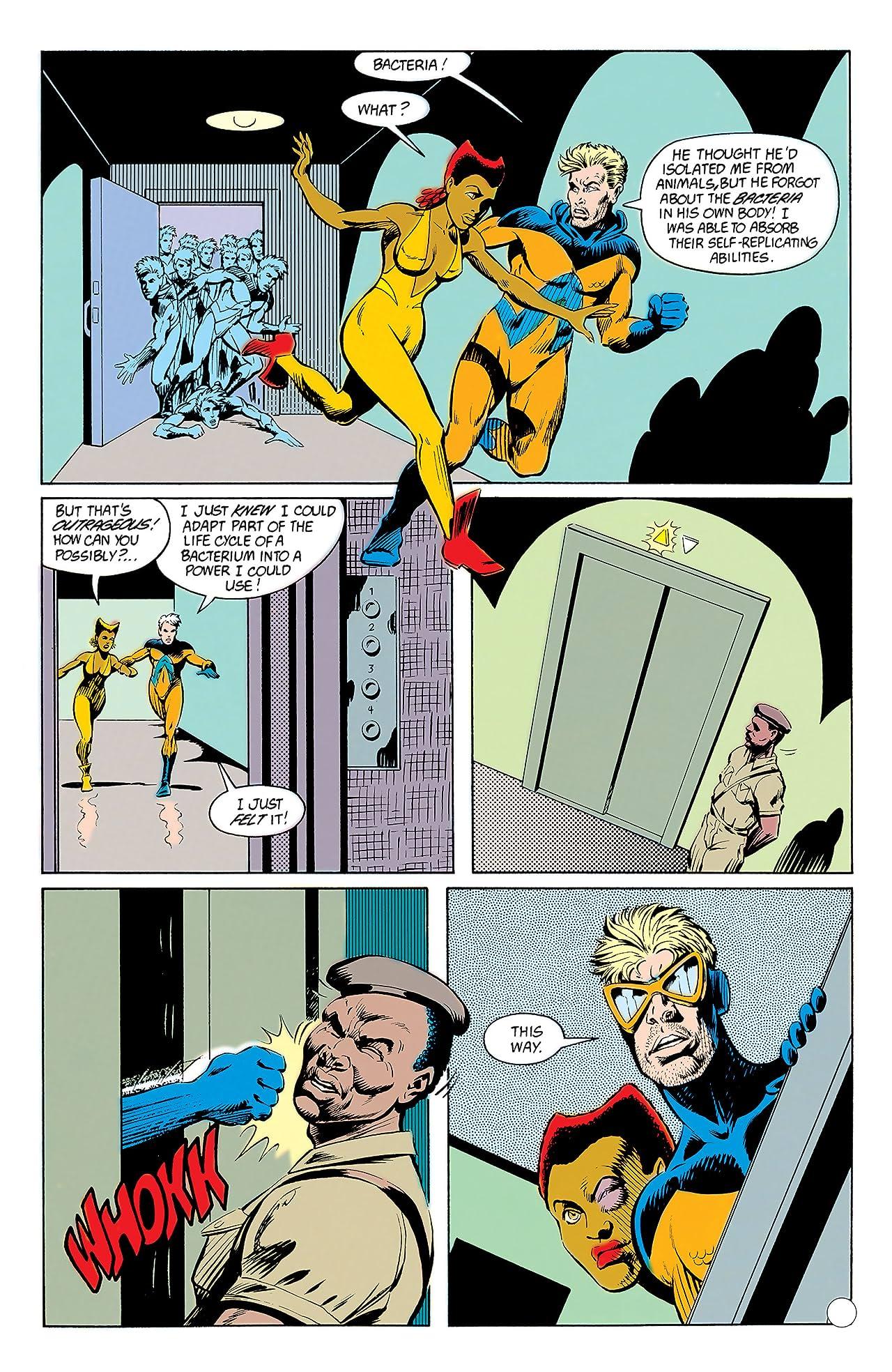 Animal Man (1988-1995) #12