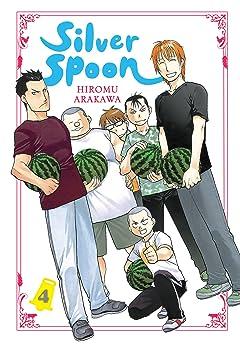 Silver Spoon Vol. 4