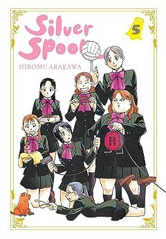 Silver Spoon Vol. 5