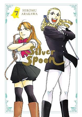 Silver Spoon Vol. 7
