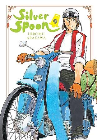 Silver Spoon Vol. 9